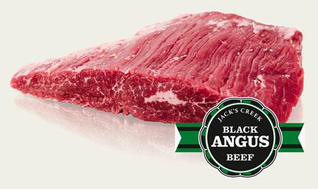 Black Angus Steaks ein starkes Stueck Rind