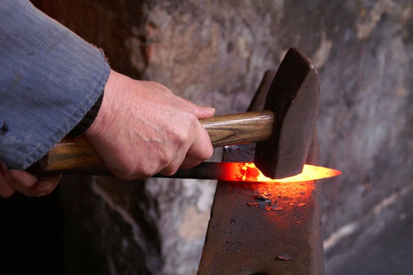 Küchenmesser und Kochmesser wurden über die Jahrhunderte verfeinert